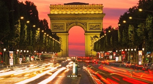 12- Avenue des Champs Elysées (Paris) Champselysees