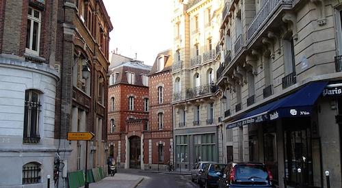 Rue de Paris (Paris) Rueparis